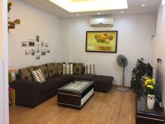 Bán chung cư 113 trung kính: 94m2-full đồ-3ngủ-30 tr/m2