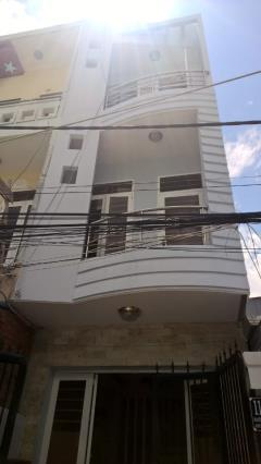 Bán nhà phố hẻm 1027 huỳnh tấn phát, quận 7 nhà đẹp dt 45m2