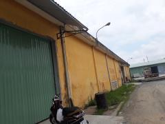 Cho thuê nhà xưởng 800m2 đường nguyễn văn qùy, quận 7