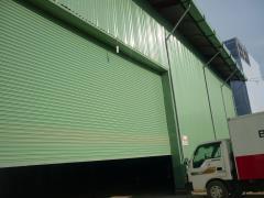 Cho thuê kho, nhà xưởng 1100m2 tại nguyễn hữu thọ, q.7