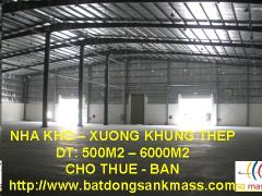 Cho thuê kho xưởng quận nam từ liêm 800 m2