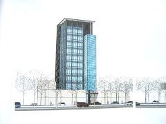 Bán tòa nhà 2 mt nguyễn sơn hà, q.3. dt: 13x18, hầm+6 lầu