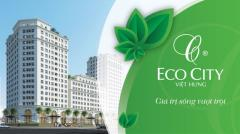 Chung cư ecocity việt hưng mở bán, giải thưởng tới 100 triệu