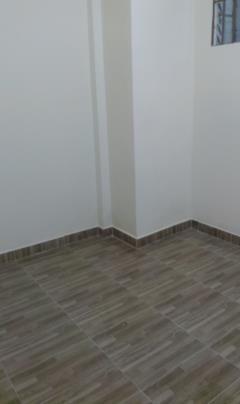 Cho thuê nhà đẹp thống nhất p.16 gò vấp dt 40m2 giá 4,5tr