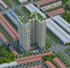 Cho thuê căn góc 85.4m2, 2pn, 2wc, tầng trung, giá 3.5 tr/m2