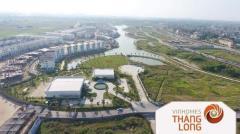 Bán lô bt view hồ rẻ nhất vinhomes thăng long, 280m2, 7,9 tỷ