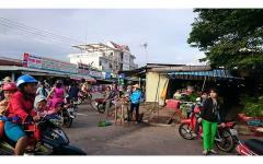 Thua lỗ kd bán gấp lô đất 630m2(21x30m) đối diện chợ,tiện kd