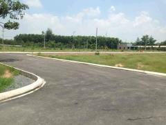 Đất mt đường kcn giang điền,  giá chỉ 4,5 tr/m2