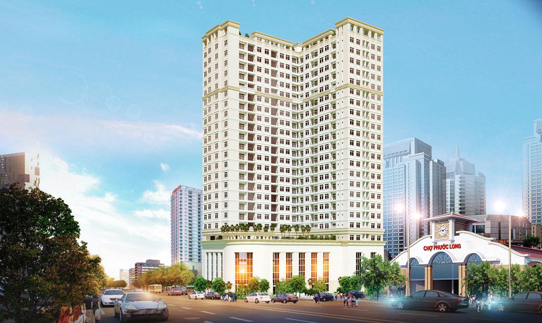 Căn hộ Sai Gon South Plaza