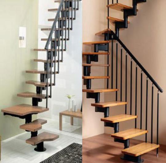 5 mẫu cầu thang không hợp phong thủy