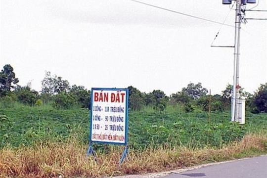 Phải làm gì để tránh mất tiền oan khi mua đất đang thế chấp ngân hàng?