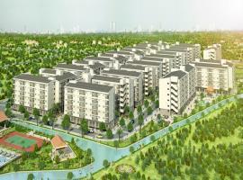 Khu dân cư Ehome 4 Bắc Sài Gòn