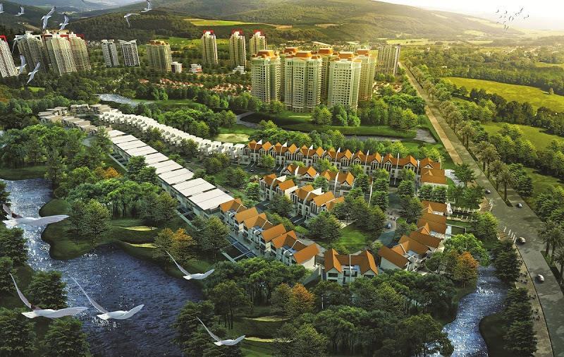 Dự án khu đô thị mới Nam Thăng Long - Ciputra Hà Nội, Quận Tây Hồ, Hà