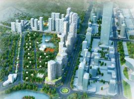 Chung cư Ngoại Giao Đoàn, Quận Bắc Từ Liêm, Hà Nội