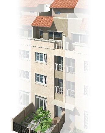 Nhà liền kề dự án khu đô thị mới Bắc An Khánh