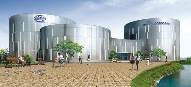Trung tâm Marketing khu đô thị mới Bắc An Khánh
