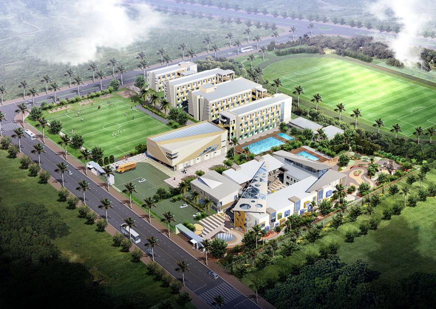 Trường Quốc Tế Mỹ St.Paul Hà Nộ