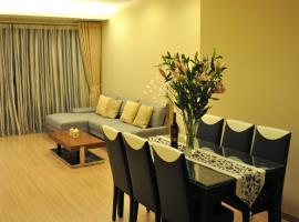 Phòng khách căn hộ chung cư 88 Láng Hạ