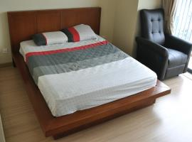 Phòng ngủ chung cư 88 Láng Hạ