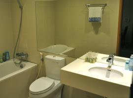 Phòng WC chung cư 88 Láng Hạ