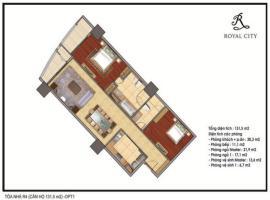 R4-02 - Tòa R4 Chung cư Royal City