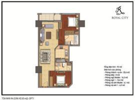 R4-16 - Tòa R4 Chung cư Royal City