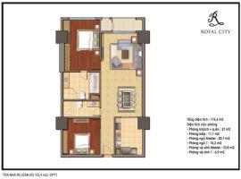 R5-20 - Tòa R5 Chung cư Royal City