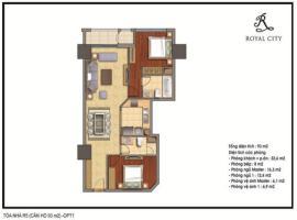 R5-19 - Tòa R5 Chung cư Royal City