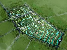 Khu đô thị sinh thái Vinhomes Riverside, Quận Long Biên, Hà Nội
