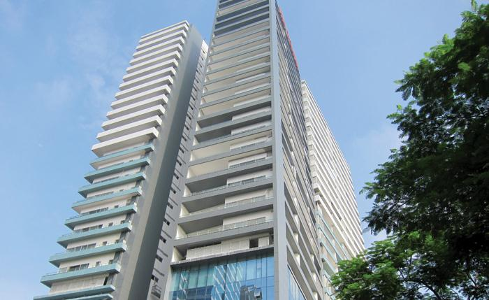 Chung cư Điện lực Hei Tower