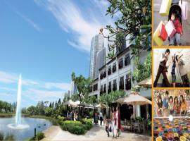 Không gian sống Thoáng Đãng tại Gamuda City