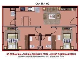 14 - Tòa CT12 B Chung cư Kim Văn Kim Lũ