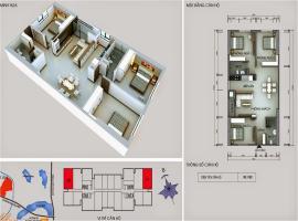20 tầng 15-Chung cư Kim Văn Kim Lũ - Tầng: 15
