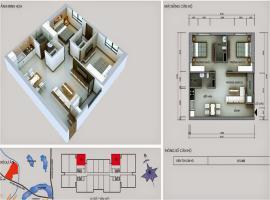 18 tầng 15-Chung cư Kim Văn Kim Lũ - Tầng: 15