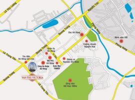 Chung cư Văn Phú Victoria – Vị trí dự án