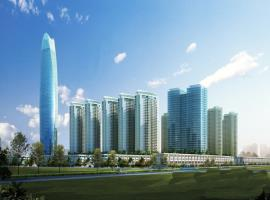 Phối cảnh dự án Văn Phú