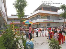 Trường mần non Phú La