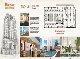 Tầng 5-6 dự án căn hộ Bảy Hiền Tower