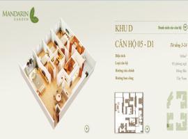 05-D1 Chung cư Mandarin Garden - Tầng: 10