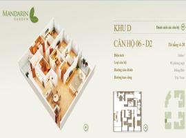 06-D2 Chung cư Mandarin Garden - Tầng: 10