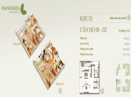 08-D2 Chung cư Mandarin Garden - Tầng: 10