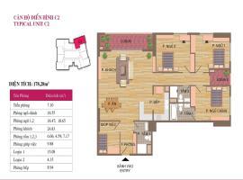 10-C2 Chung cư Hà Đô Park View - Tầng: 10