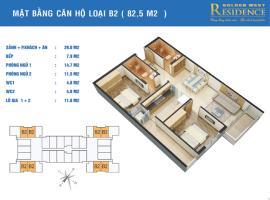 CH-A10 Chung cư Golden West - Tầng: 10