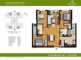 A2-2 - Tòa A Chung cư Hòa Bình Green City