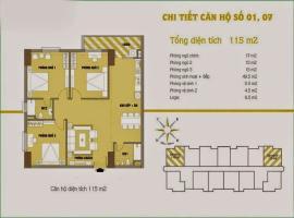 07 Bắc Hà Tower - Tầng: 10