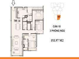 C4-10 Chung cư Mulberry Lane - Tầng: 10