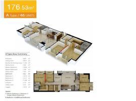 A1 tầng 5-Căn hộ Cantavil Premier - Tầng: 5