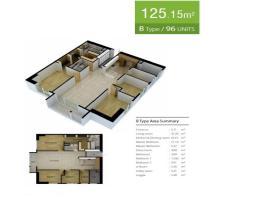 B2 tầng 5-Căn hộ Cantavil Premier - Tầng: 5