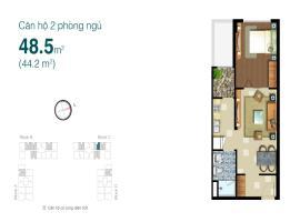 CH10 Lexington Residence - Tầng: 10