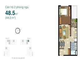 CH11 Lexington Residence - Tầng: 10